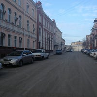 Photo taken at Администрация г. Астрахани by Mila on 1/11/2013