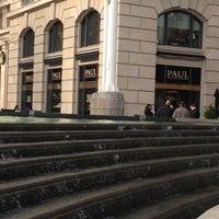 Photo taken at PAUL Maison de Qualité by Jane B. on 11/30/2012