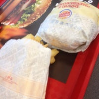 Photo taken at Burger King by Joanne P. on 12/31/2013
