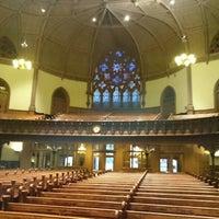 Photo taken at Fifth Avenue Presbyterian Church by Aldo M. on 11/7/2014