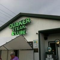 Photo taken at Quaker Steak & Lube® by Mikala S. on 6/29/2013