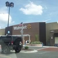 Photo taken at Walmart Supercenter by Walt B. on 9/1/2013