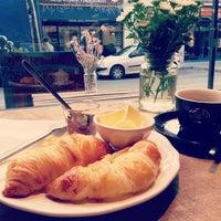 Photo taken at Goa Café & Restaurant by Nour A. on 9/18/2013