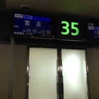 Photo taken at Gate 35 by atsuship on 1/12/2013