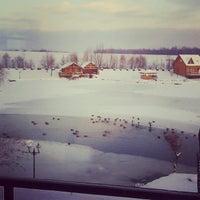 """Снимок сделан в База відпочинку """"Шепільська"""" пользователем Viktoriya K. 12/14/2012"""