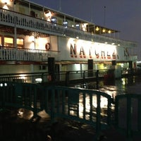 Photo taken at Steamboat Natchez by Natalie B. on 2/12/2013
