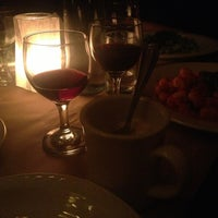 Photo taken at Malatesta Trattoria by Laura W. on 1/18/2013