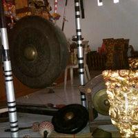 Photo taken at Sanggar Tari Bali Warini by arya s. on 9/15/2013