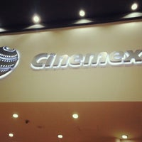 Photo taken at Cinemex by Jovani D. on 8/8/2013
