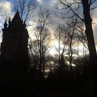 Photo taken at Замок с приведениями by Александра К. on 11/1/2014