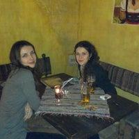 Photo taken at Таверна / Taverna by Dima B. on 1/27/2013