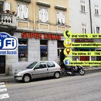 Foto scattata a Super Kebab da super k. il 12/30/2012