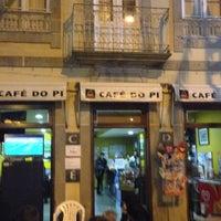 Photo taken at Café do Pi by Luís on 8/22/2014