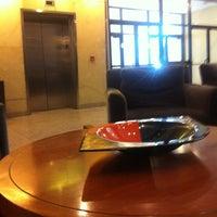 Photo taken at Sheraton Reston Hotel by Soome A. on 2/21/2013