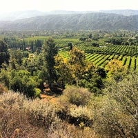 Photo taken at Shelf Road in Ojai by Mary T. on 3/30/2013