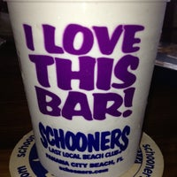 Photo taken at Schooners by JWC on 4/16/2013
