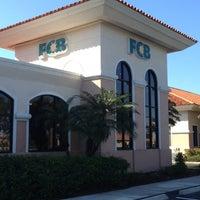 Photo taken at florida community bank by Joel L. on 12/20/2012