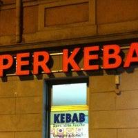 Foto scattata a Super Kebab da Mahmut A. il 12/30/2012