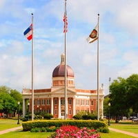 Photo taken at The University of Southern Mississippi by John S. on 4/12/2013