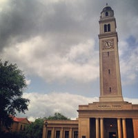 Photo taken at Louisiana State University by John S. on 4/16/2013