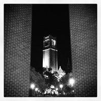 Photo taken at University of Florida by John S. on 4/5/2013