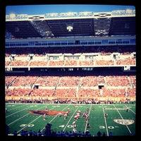 Photo taken at Reser Stadium by Phillip C. on 8/31/2013