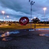 Photo taken at Parque das Águas by Rodnei U. on 1/9/2013