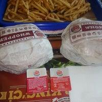 Photo taken at Burger King by Cihan Ş. on 9/1/2013