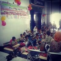 """Photo taken at Universitas Bosowa """"45"""" Makassar by Deddy D. on 5/11/2013"""