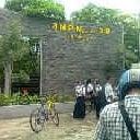 Photo taken at SMP Negeri 39 Surabaya by Rovik M. on 12/19/2012