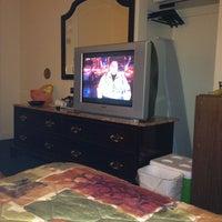 Photo taken at Howard Johnson Plaza Hotel by Karen B. on 9/28/2013