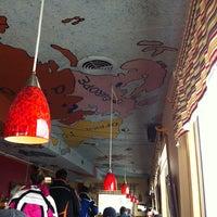 Photo taken at Bobbers Restaurant by Karen B. on 3/28/2014