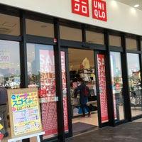 Photo taken at ユニクロ ビバモール寝屋川店 by 10001 4. on 5/2/2016