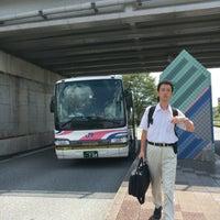 Photo taken at 滝野社インターバスストップ by 10001 4. on 7/23/2016