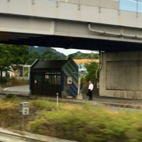 Photo taken at 滝野社インターバスストップ by 10001 4. on 6/13/2017
