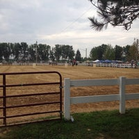 Photo taken at Dakota County Fairgrounds by George B. on 8/9/2014