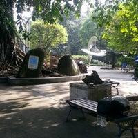 Photo taken at Perdana Botanical Garden by Mohd C. on 11/30/2012