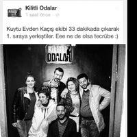 Das Foto wurde bei Kilitli Odalar von Yusufcan T. am 3/6/2015 aufgenommen