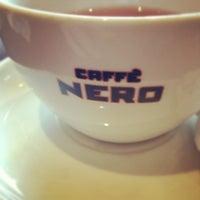 Photo taken at Caffè Nero by ABDULLAH . on 3/17/2013