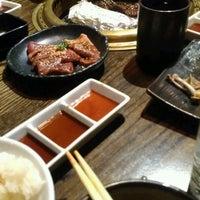 Photo taken at Gyu-Kaku Japanese BBQ by Richard C. on 9/23/2012