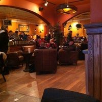Photo taken at Uncommon Grounds Coffee & Bagels by Courtney S. on 2/24/2013
