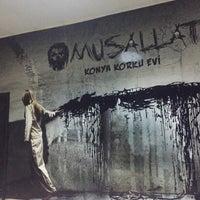 8/5/2018 tarihinde Emre S.ziyaretçi tarafından Musallat Konya Korku Evi'de çekilen fotoğraf