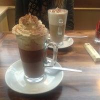 Photo taken at Café Blend by Pasha U. on 11/30/2012