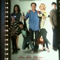 Photo taken at Cinemark Movies 8 by Ross V. on 3/3/2013