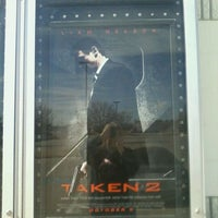 Photo taken at Cinemark Movies 8 by Ross V. on 12/22/2012