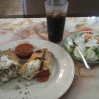 Photo taken at Joe's Pizza, Pasta & Subs by Ross V. on 3/26/2014