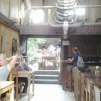 Photo taken at Luta Resort Toraja by Dioba F. on 10/10/2013