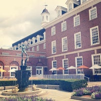 Photo taken at Illini Union by Andy C. on 8/14/2013
