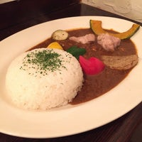 Photo taken at CURRY BAR シューベル by ama t. on 12/27/2015