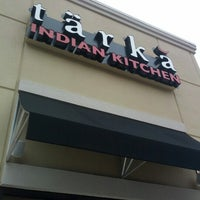 Photo taken at Tarka Indian Kitchen by Max on 12/23/2012